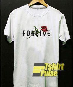 Forgive Rose Graphic shirt