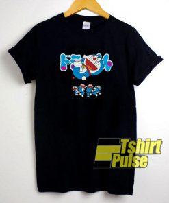 Japanese Doraemon shirt
