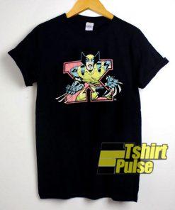 Marvel X-men Wolverine shirt