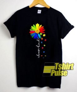 Sunflower Colorful Be Kind shirt