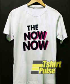 The Now Now Gorillaz shirt