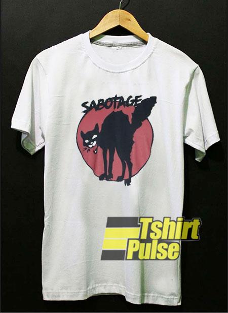 Anarchist Cat shirt