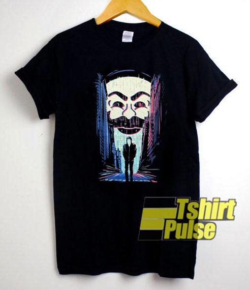 Anonymous Graphic shirt