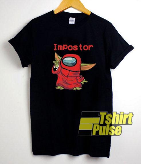 Baby Yoda Impostor shirt