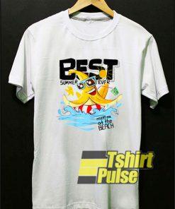 Banana Best Summer Ever shirt