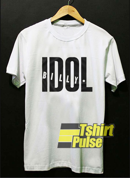 Billy Idol shirt