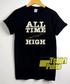 Bitcoin All Time High shirt