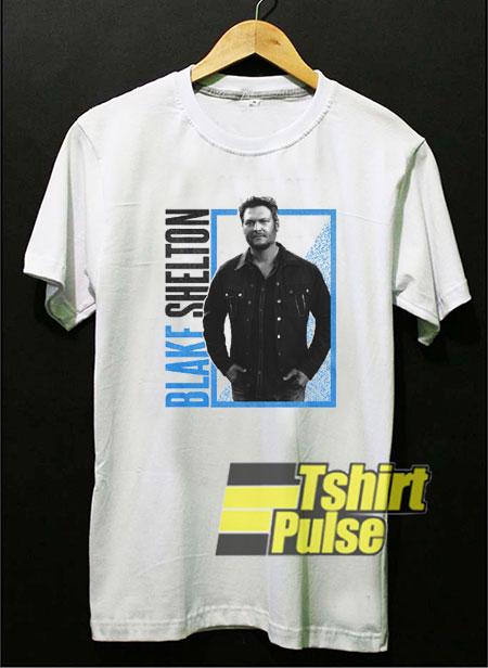Blake Shelton Graphic shirt