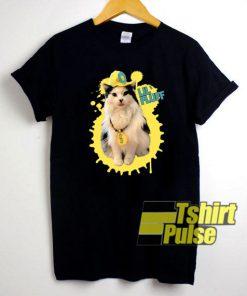 Cat Lil Fluff shirt