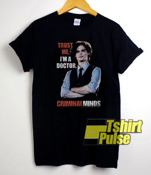 Criminal Minds Spencer Reid shirt