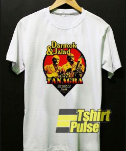 Darmok and Jalad Live shirt