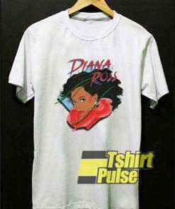 Diana Ross Art shirt