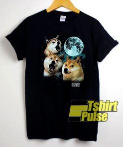 Doges Three Moon shirt