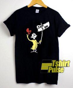 Dr Seuss Sam I Am shirt