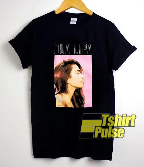 Dua Lipa Poster shirt