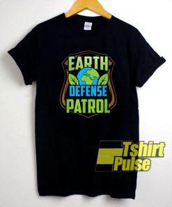 Earth Defense Patrol shirt
