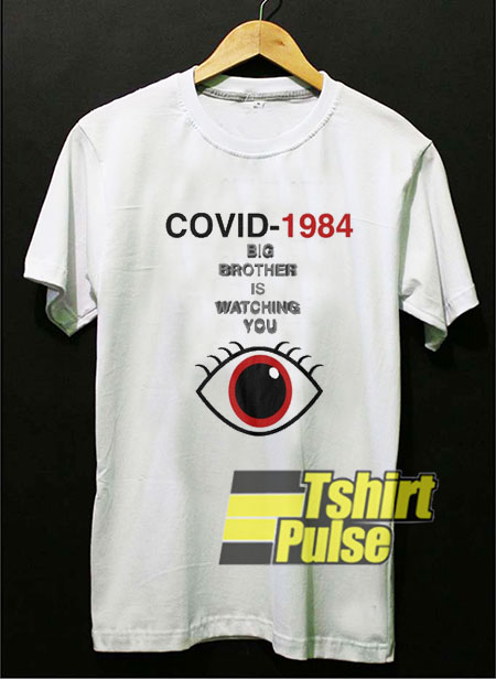 Eye Covid 1984 shirt