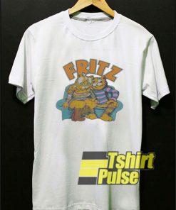 Fritz The Cat Cartoon shirt
