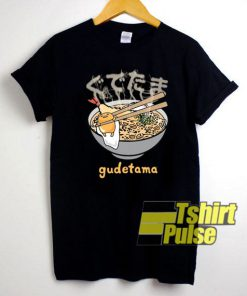 Gudetama Ramen Graphic shirt