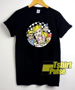 Gwen Stefani Cartoon Logo shirt