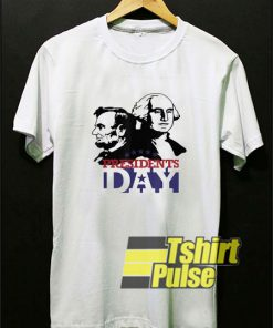 Happy Great Presidents Day shirt