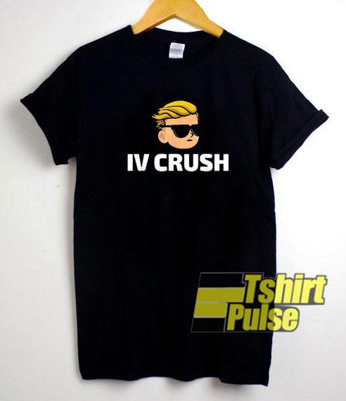 IV Crush WallStreetBets shirt