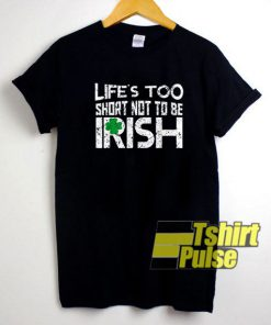 Irish St Patrick Day shirt