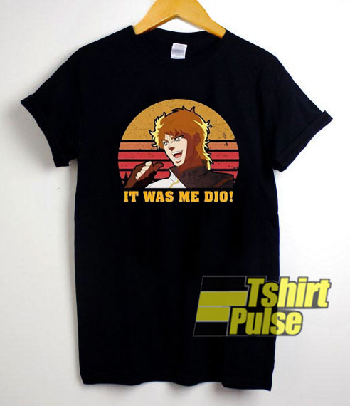 It Was Me Dio Retro shirt