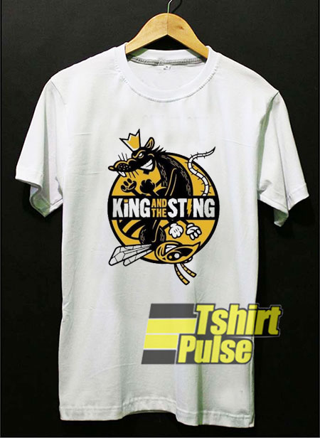King And The Sting Graphic shirt