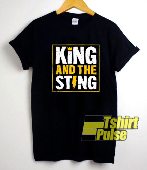 King And The Sting shirt