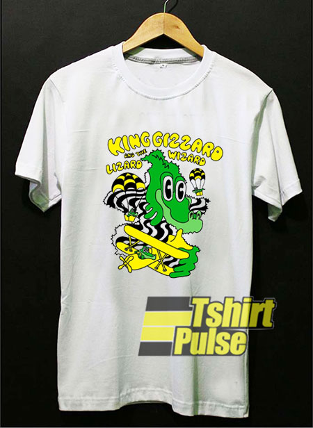 King Gizzard And Lizard shirt