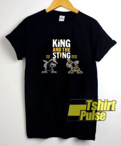 King and The Sting Podcast shirt