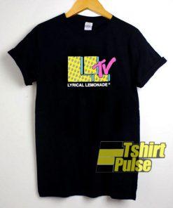 Lyrical lemonade TV shirt