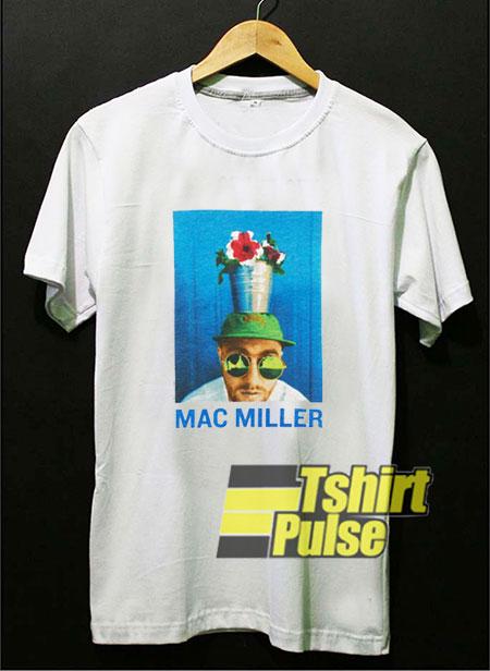 Mac Miller Flower Pot shirt