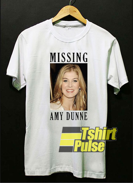 Missing Amy Dunne shirt