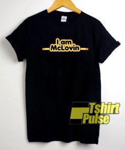Movie I Am McLovin shirt