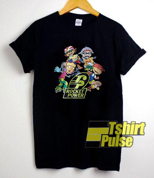Nickelodeon Rocket Power shirt