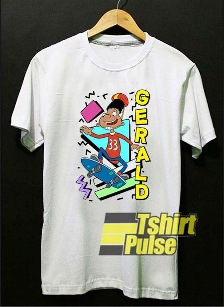 Nickelodeon Rugrats Gerald shirt