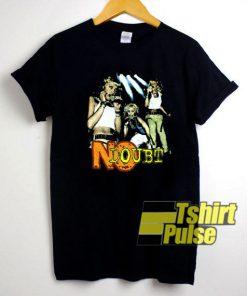 No Doubt Gwen Stefani shirt