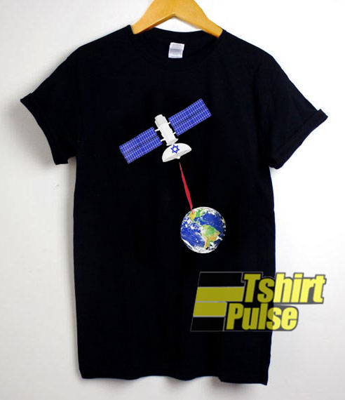 Official Jewish Space Laser shirt
