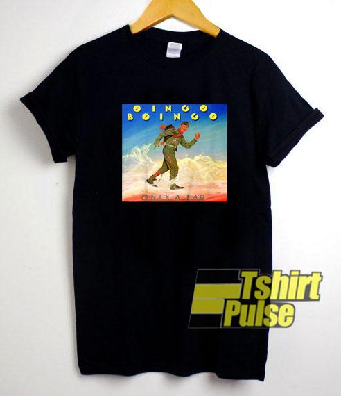 Oingo Boingo Only a Lad shirt
