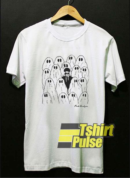 Phoebe Bridgers Ghost shirt