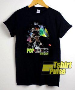 Pop Smoke RIP Art shirt