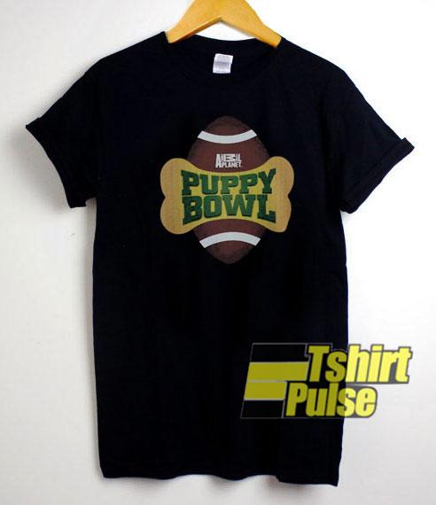 Puppy Bowl Logo shirt