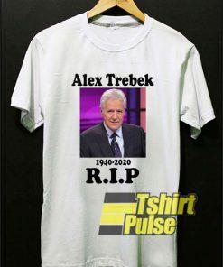 RIP Alex Trebek shirt