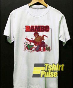 Rambo Suicideboys shirt