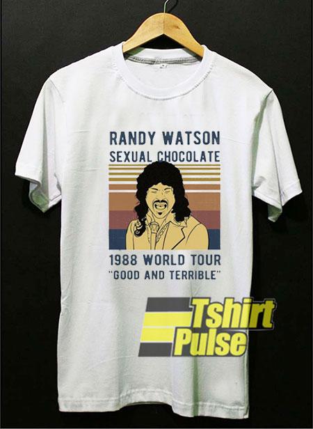 Randy Watson Sexual Chocolate shirt