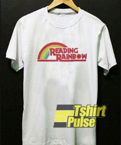 Reading Rainbow Retro shirt