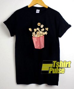 Retro Vintage Popcorn shirt