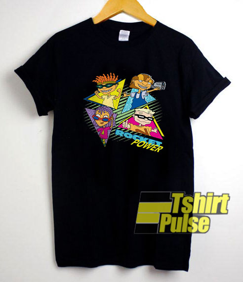 Rocket Power Graphic shirt